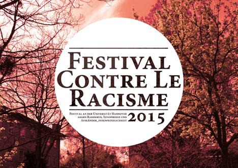 festival contre le racisme 2015 Programmheft