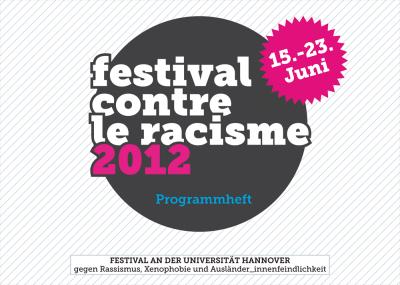 festival contre le racisme 2012 Festivalguide